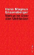 Cover-Bild zu Versuche über den Unfrieden von Enzensberger, Hans Magnus