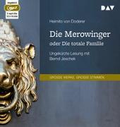Cover-Bild zu Die Merowinger oder Die totale Familie von Doderer, Heimito von