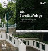 Cover-Bild zu Die Strudlhofstiege von Doderer, Heimito von