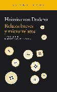 Cover-Bild zu Relatos breves y microrrelatos (eBook) von Doderer, Heimito von