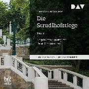 Cover-Bild zu Die Strudlhofstiege Teil 2 (Audio Download) von Doderer, Heimito von