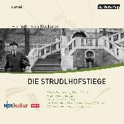 Cover-Bild zu Die Strudlhofstiege (Audio Download) von Doderer, Heimito von