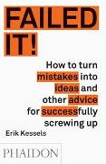Cover-Bild zu Kessels, Erik: Failed it!
