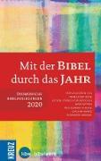 Cover-Bild zu Scheele, Paul-Werner (Hrsg.): Mit der Bibel durch das Jahr 2020 (eBook)