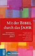 Cover-Bild zu Bode, Franz-Josef (Hrsg.): Mit der Bibel durch das Jahr 2017 (eBook)
