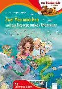 Cover-Bild zu Zwei Meermädchen und ein flossenstarkes Abenteuer von Frey, Jana