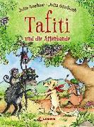Cover-Bild zu Tafiti und die Affenbande von Boehme, Julia