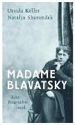 Cover-Bild zu Madame Blavatsky von Keller, Ursula