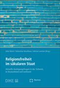 Cover-Bild zu Hänni, Julia: Religionsfreiheit im säkularen Staat