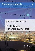 Cover-Bild zu Heselhaus, Sebastian: Rechtsfragen der Energiewirtschaft