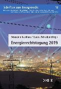 Cover-Bild zu Heselhaus, Sebastian: Energierechtstagung 2019