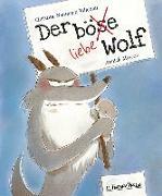 Cover-Bild zu Naumann-Villemin, Christine: Der böse liebe Wolf
