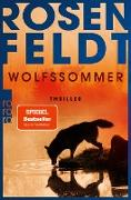 Cover-Bild zu Rosenfeldt, Hans: Wolfssommer (eBook)