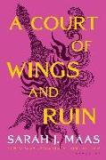 Cover-Bild zu Maas, Sarah J.: A Court of Wings and Ruin