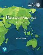 Cover-Bild zu Macroeconomics, 8th Global Edition von Blanchard, Olivier