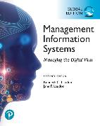 Cover-Bild zu Management Information Systems: Managing the Digital Firm, Global Edition von Laudon, Kenneth C.