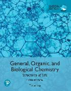 Cover-Bild zu General, Organic, and Biological Chemistry: Structures of Life, Global Edition von Timberlake, Karen C.