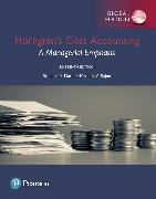 Cover-Bild zu Horngren's Cost Accounting plus Pearson MyLab Accounting with Pearson eText, Global Edition von Datar, Srikant M.