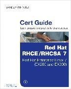 Cover-Bild zu Red Hat RHCSA/RHCE 7 Cert Guide von van Vugt, Sander