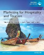 Cover-Bild zu Marketing for Hospitality and Tourism, Global Edition von Kotler, Philip T