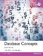 Cover-Bild zu Database Concepts, Global Edition von Kroenke, David