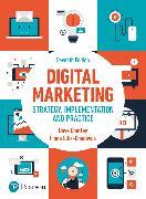 Cover-Bild zu Digital Marketing von Chaffey, Dave