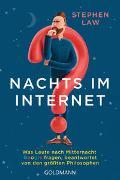 Cover-Bild zu Law, Stephen: Nachts im Internet