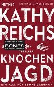 Cover-Bild zu Reichs, Kathy: Knochenjagd