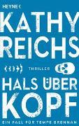 Cover-Bild zu Reichs, Kathy: Hals über Kopf