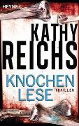 Cover-Bild zu Reichs, Kathy: Knochenlese