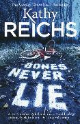 Cover-Bild zu Reichs, Kathy: Bones Never Lie