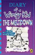 Cover-Bild zu Kinney, Jeff: Diary of a Wimpy Kid: The Meltdown (book 13)