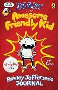 Cover-Bild zu Kinney, Jeff: Diary of an Awesome Friendly Kid