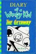 Cover-Bild zu Kinney, Jeff: Diary of a Wimpy Kid 12. The Getaway