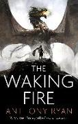 Cover-Bild zu The Waking Fire (eBook) von Ryan, Anthony