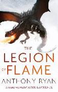Cover-Bild zu The Legion of Flame (eBook) von Ryan, Anthony