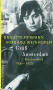 Cover-Bild zu Reimann, Brigitte: Grüß Amsterdam
