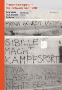 Cover-Bild zu Schulz, Kristina: Frauenbewegung - Die Schweiz seit 1968