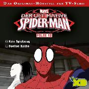 Cover-Bild zu Marvel - Der ultimative Spiderman - Folge 12 (Audio Download) von Bingenheimer, Gabriele