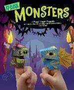 Cover-Bild zu Pixel, Marcel: Monsters (Make it Now!)