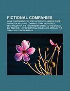 Cover-Bild zu Source: Wikipedia (Hrsg.): Fictional companies