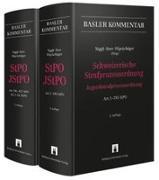 Cover-Bild zu Niggli, Marcel Alexander (Hrsg.): Schweizerische Strafprozessordnung/Jugendstrafprozessordnung (StPO/JStPO)