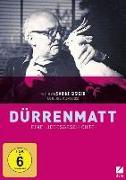 Cover-Bild zu Friedrich Dürrenmatt (Schausp.): Dürrenmatt - Eine Liebesgeschichte