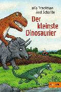 Cover-Bild zu Donaldson, Julia: Der kleinste Dinosaurier
