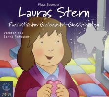 Cover-Bild zu Baumgart, Klaus: Lauras Stern - Fantastische Gutenacht-Geschichten