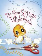 Cover-Bild zu Amft, Diana: Die kleine Spinne Widerlich: Mein Bauernhof-Mitmachbuch