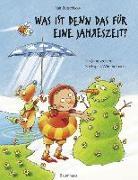 Cover-Bild zu Butschkow, Ralf: Was ist denn das für eine Jahreszeit?