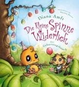 Cover-Bild zu Amft, Diana: Die kleine Spinne Widerlich - Der Geburtstagsbesuch