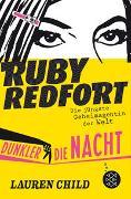 Cover-Bild zu Child, Lauren: Ruby Redfort - Dunkler als die Nacht