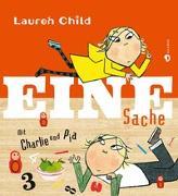 Cover-Bild zu Child, Lauren: Eine Sache